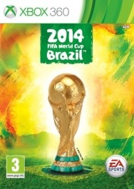 2014 FIFA World Cup Brazil  Xbox 360 rabljena_front_265