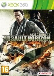 Ace Combat Assault Horizon  Xbox 360 rabljena_front_265