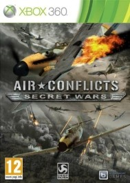 Air Conflicts: Secret Wars  Xbox 360 rabljena_front_265