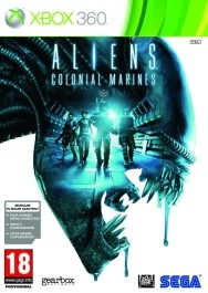 Aliens: Colonial Marines  Xbox 360 rabljena_front_265