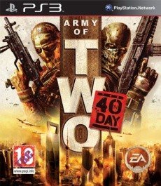 Army of Two: 40th day (rabljena) PlayStation 3 (PS3)_front_265