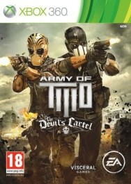 Army of Two: The Devil's Cartel  Xbox 360 rabljena_front_265