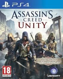 Assassin's Creed Unity (rabljena) PlayStation 4 (PS4)_front_265