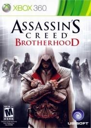 Assasin's Creed Brotherhood Xbox 360 rabljena_front_265