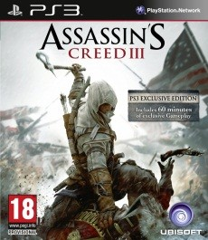 Assassin's Creed 3 (rabljena) Sony PlayStation 3 (PS3) front_265