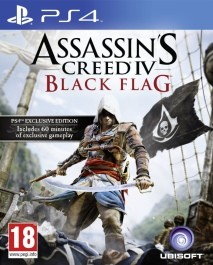 AssassinsCreed_BlackFlag (rabljena) PlayStation 4 (PS4)_front_265