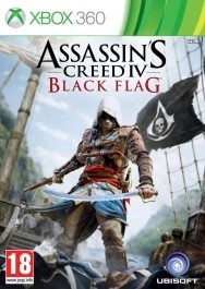 Assassin's Creed: Black Flag   Xbox 360 rabljena_front_265