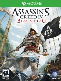 Assassin's Creed: Black Flag (rabljena) Xbox One_front_265