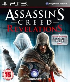 Assassin's Creed: Revelations (rabljena) PlayStation 3 (PS3)_front_265