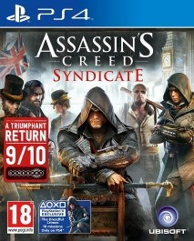 Assassin's Creed Syndicate (rabljena) PlayStation 4 (PS4)_front_265