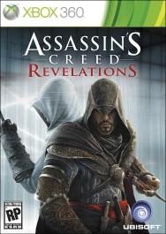 Assassin's Creed Revelations Xbox 360 rabljena_front_265