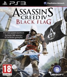 Assassin's Creed: Black Flag (rabljena) PlayStation 3 (PS3)_front_265