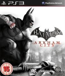 Batman: Arkham City (rabljena) Sony PlayStation 3 (PS3) front_265