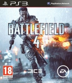 Battlefield 4 PlayStation 3 (PS3) rabljena_front_265