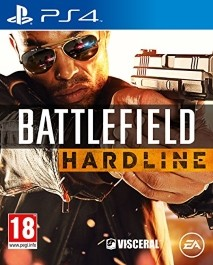 Battlefield Hardline (rabljena) PlayStation 4 (PS4)_front_265