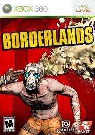 Borderlands Xbox 360 rabljena_front_265