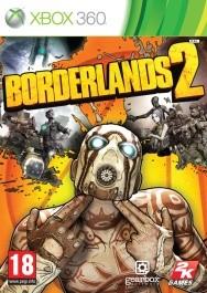 Borderlands 2 Xbox 360 rabljena_front_265