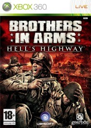 Brothers in Arms Hell's Highway  Xbox 360 rabljena_front_265