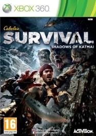 Cabela's Survival: Shadows of Katmai   Xbox 360 rabljena_front_265