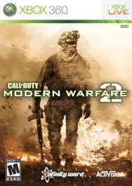 Call of duty Modern Warfare 2 Xbox 360 rabljena_front_265