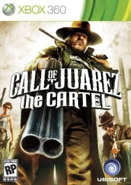 Call of Juarez: The Cartel Xbox 360 rabljena_front_265