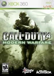Call of Duty 4 Modern Warfare Xbox 360 rabljena_front_265