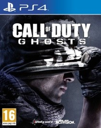 Call of Duty Ghosts (rabljena) PlayStation 4 (PS4)_front_265
