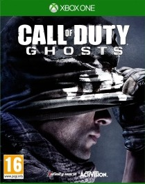 Call of Duty Ghosts (rabljena) Xbox One_front_265