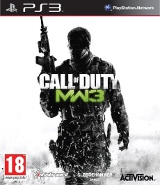 Call of Duty: Modern Warfare 3 (rabljena) Sony PlayStation 3 (PS3) front_265