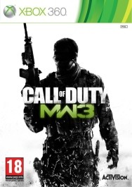 Call of Duty Modern Warfare 3 Xbox 360 rabljena_front_265