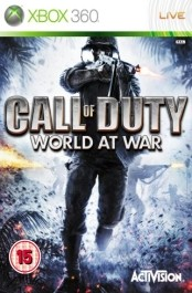 Call of Duty World at War Xbox 360 rabljena_front_265