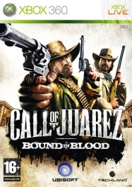 Call of Juarez Bound in Blood Xbox 360 rabljena_front_265