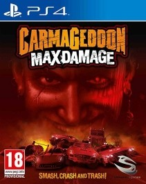 Carmageddon: Max Damage (nova) PlayStation 4 (PS4)_front_265