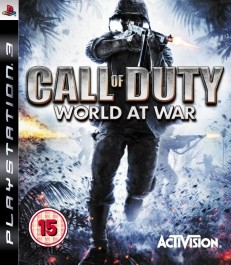 Call of Duty: World at War (rabljena) PlayStation 3 (PS3)_front_265