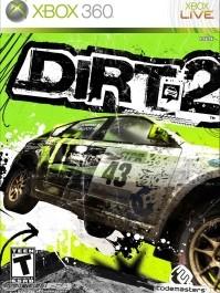 Colin McRae Dirt 2 Xbox 360 rabljena_front_265
