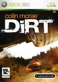 Colin McRae: Dirt Xbox 360 rabljena_front_265