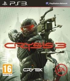 Crysis 3 PlayStation 3 (PS3) rabljena_front_265