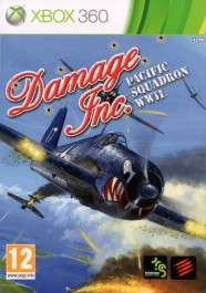 Damage Inc. Pacific Squadron WW2 Xbox 360 rabljena_front_265