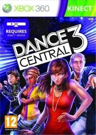 Dance Central 3 rabljena Xbox 360 kinect_front_265