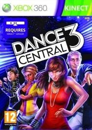 Dance Central 3  Xbox 360 nova_kinect_front_265