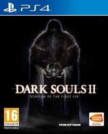 Dark Souls II: Scholar of the First Sin (rabljena) PlayStation 4 (PS4)_front_265