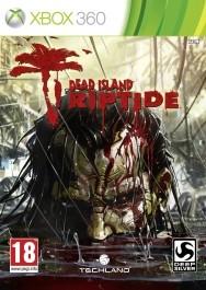 Dead Island: Riptide  Xbox 360 rabljena_front_265