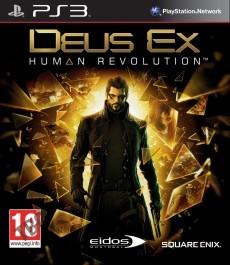 Deus Ex Human Revolution (rabljena) Sony PlayStation 3 (PS3)_front_265