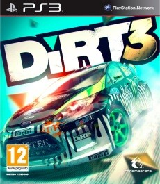 Colin McRae: Dirt 3 (rabljena) Sony PlayStation 3 (PS3)_front_265