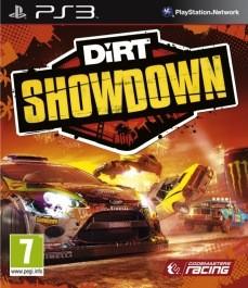 Dirt Showdown  (rabljena) Sony PlayStation 3 (PS3) front_265
