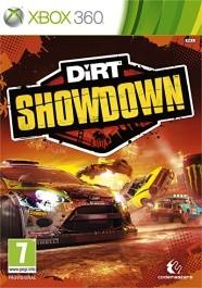 Dirt Showdown Xbox 360 rabljena_front_265