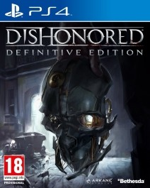 Dishonored (rabljena) PlayStation 4 (PS4)_front_3