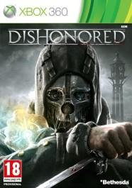 Dishonored Xbox 360 rabljena_front_265