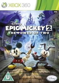 Disney Epic Mickey 2: The Power of Two  Xbox 360 rabljena_front_265