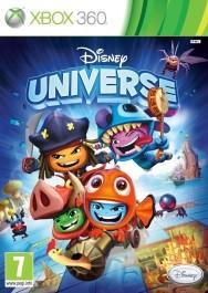 Disney Universe  Xbox 360 nova_front_265